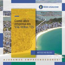 Abrir empresa em Vila Velha