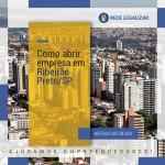 Como abrir empresa em Ribeirão Preto/SP