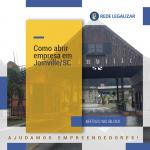 Como abrir empresa em Joinville SC