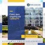 Como abrir empresa em Curitiba/PR