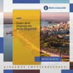 Como abrir empresa em Porto Alegre / RS