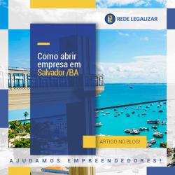 Abrir empresa em Salvador
